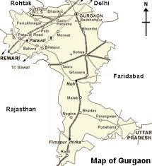 gurgaon city