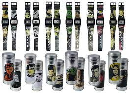 burger king star wars watches