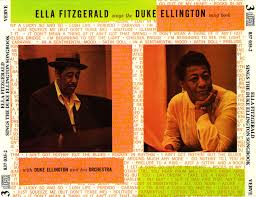Ella Fitzgerald - Ella Fitzgerald Sings The Duke Ellington Songbook