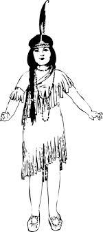 cartoon native americans