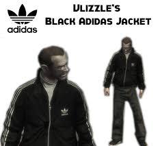 adidas black jackets