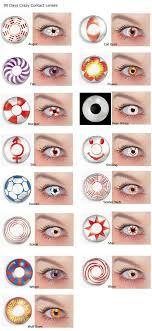 crazy contacts lens