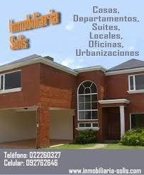 casas del ecuador