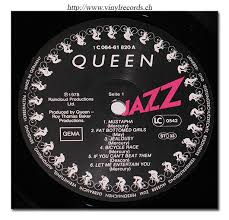 queen jazz cd