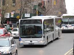 MTA testing new Mercedes-Benz