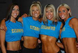 fitness model swimsuit