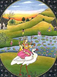 images of goddess saraswati