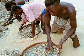 africa diamond mining