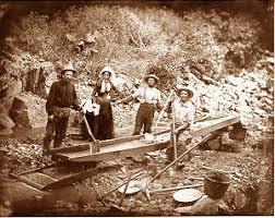 california gold rush photos