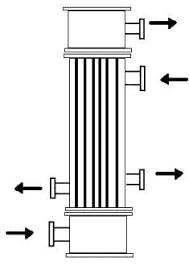 condenser plate