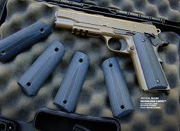 1911 pistol grip