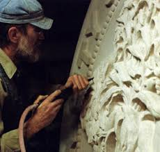 carving hand