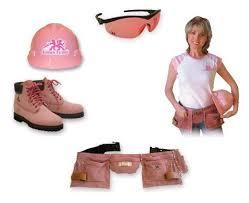 pink toolbelts