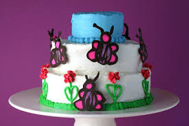cake decorating for kids
