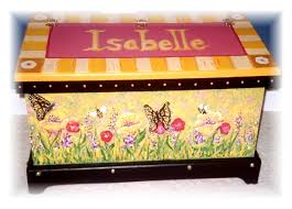 painted children furniture