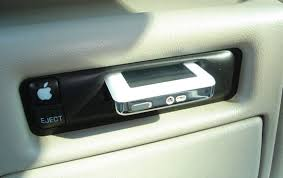 car ipod docking