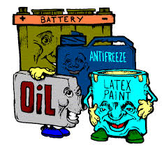hazardous waste clip art