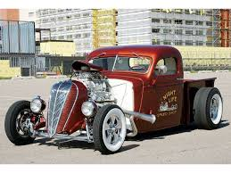 hot rods custom cars