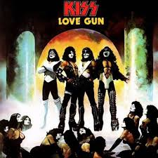 kiss love gun cd