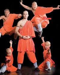 china monks
