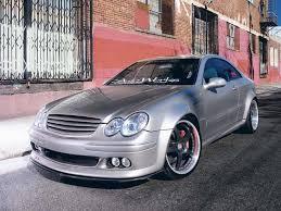 2004 mercedes clk 320