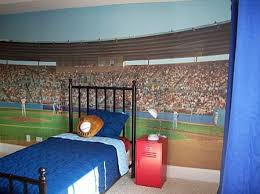 baseball theme bedrooms