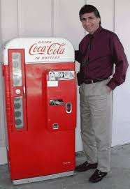 antique coke cola