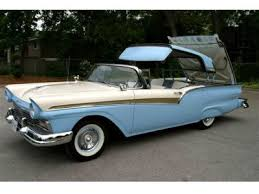 ford hardtop