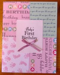 baby birthday invite