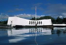pearl harbor memorials