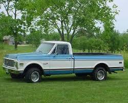 1971 chevy trucks