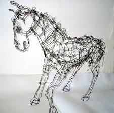 metal sculpture art
