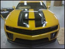 camaro from transformers