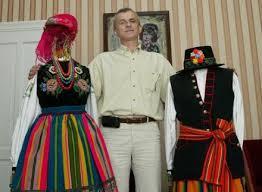 polskie stroje ludowe