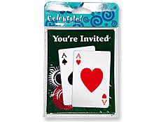 poker invitations