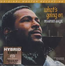 Marvin Gaye - What's Going On (Extra Tracks) [Original Recording Remastere