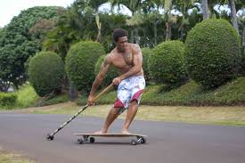 longboarding skating