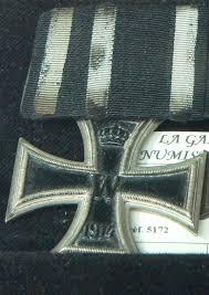 german iron cross medal