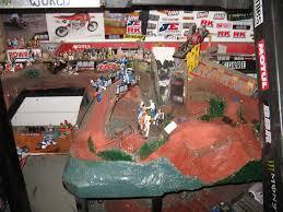 dirt bike foam pit