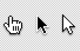 arrow cursors