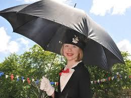 mary poppins fancy dress