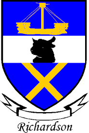 richardson coat of arms