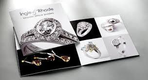 jewellery brochure design