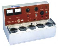 electroplate machine
