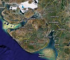 google map gujarat