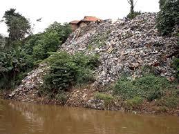 dump garbage