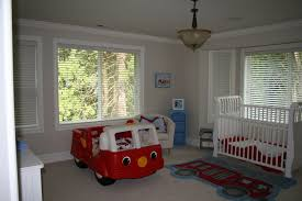 firetruck nursery