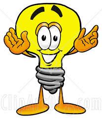 free clip art lightbulb