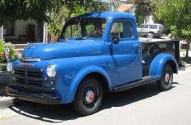 1950 dodge trucks