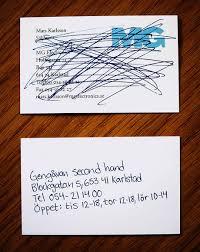business card designs ideas